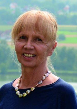 Portrait von Helga Badr  geb. Kapellari