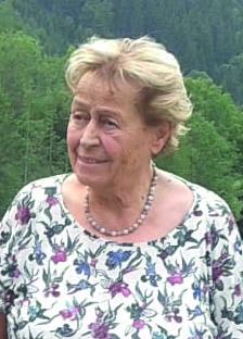 Portrait von Erika Kropsch