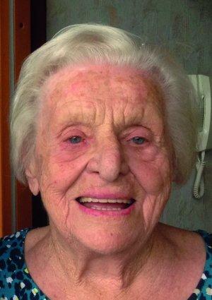 Portrait von Sieglinde Maier
